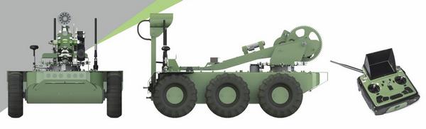 Доработанный промышленный образец КРММ-06